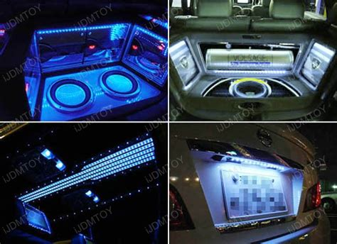 Led Light Strips Led Strip Lights For Car Interior Car Interior Led Light Strips