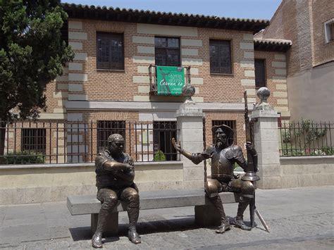 casa cervantes alcala de henares museo casa natal de cervantes alcal 225