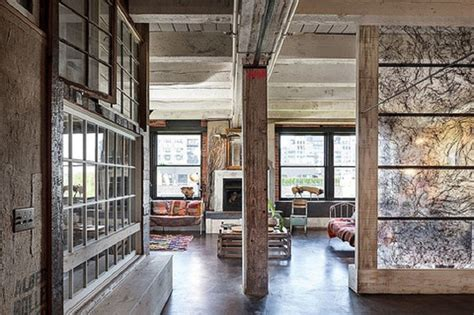 wohnung new york style mahabis interior design new york loft living the wabi
