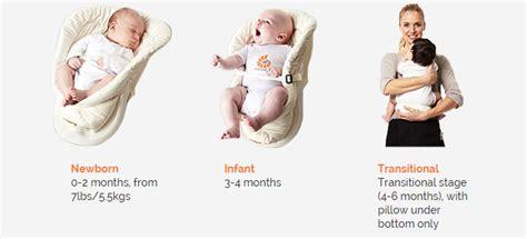 ergobaby organic infant insert