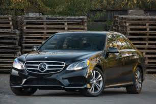 Mercedes 250 E Class Mercedes E 250 Bluetec 4matic Gets Reviewed By