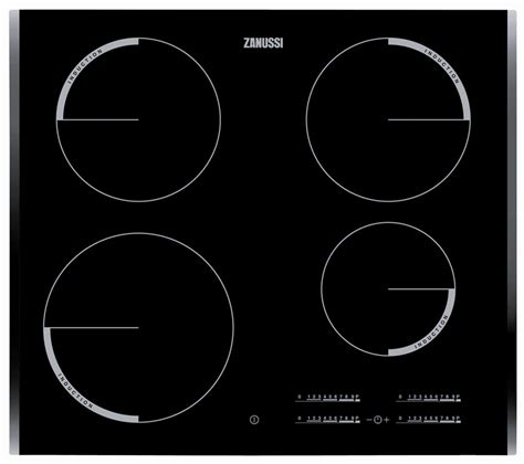 induction hob dishwasher buy zanussi zei6740bba electric induction hob black free delivery currys