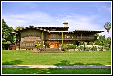 Three Story House the gamble house losangelesquickies