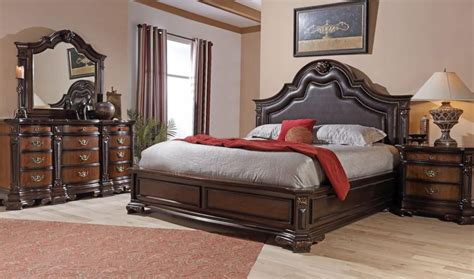 Sleigh Bedroom Suites | king bedroom suites for sale 187 estadio king sleigh bedroom