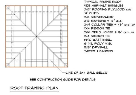 hip roof barn plans 12 215 12 hip roof shed plans blueprints for crafting a