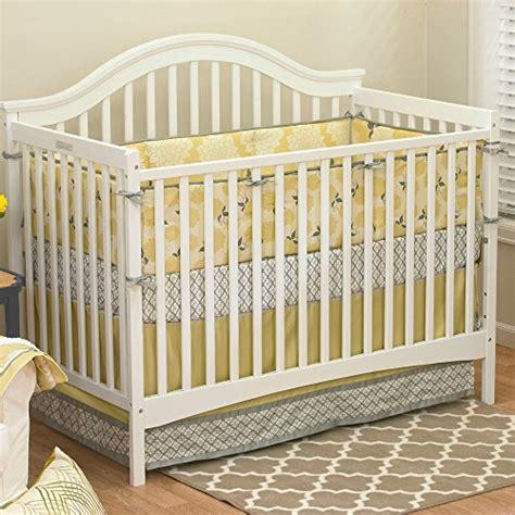 Yellow And Grey Nursery Bedding Stella Gray Crib Bedding