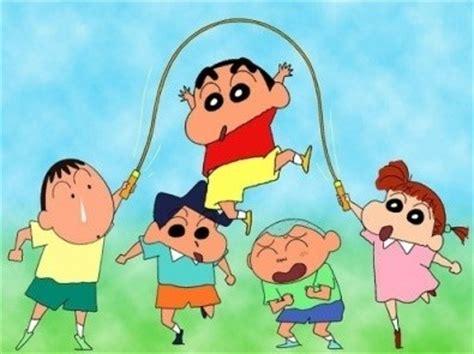 film kartun anak sinchan 버섯돌이 house 키크는운동세가지