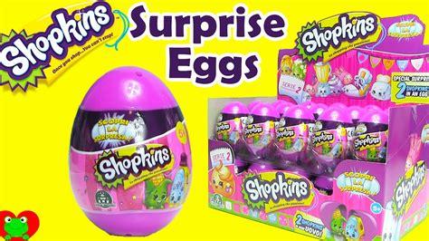 Shopkins Eggs shopkins eggs season 2 huevos sorpresa shopkins