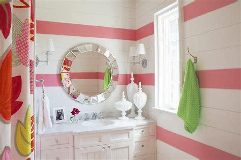 girls bathroom mirror girl bathroom design ideas