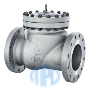 flanged swing check valve china flanged swing check valve h42 300 8 china