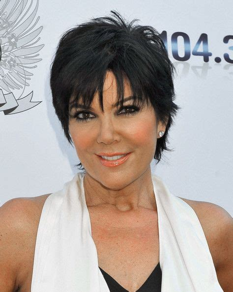 what are extremely short bangs called 40 best kris jenner haircut images on pinterest kris