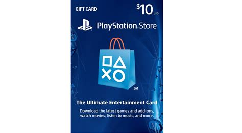 Ps4 10 Gift Card - gift card playstation store us 10 breaking station