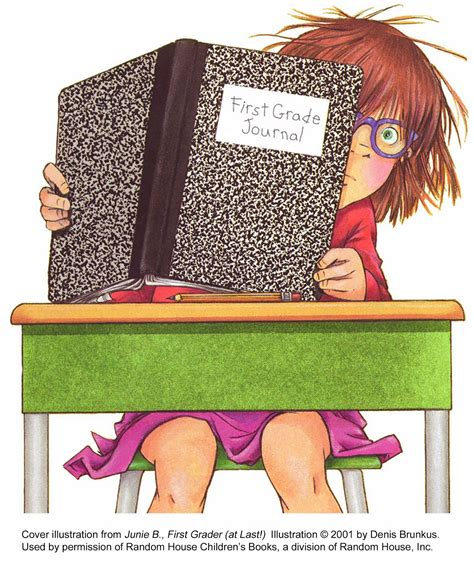 junie b jones maggie world thank you you re not welcome