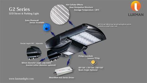 Lu Stop Led Cb 150 New luxman g2 series led light