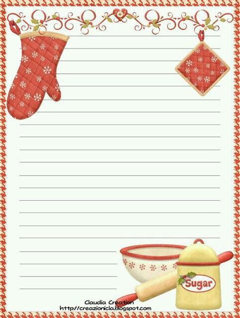 recipe paper template 25 best ideas about printable recipe cards on
