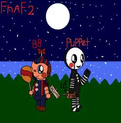 Fnaf 2 bb and the puppet by pokemonlpsfan on deviantart