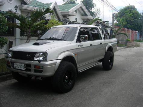 modified mitsubishi 100 mitsubishi strada modified the ultimate
