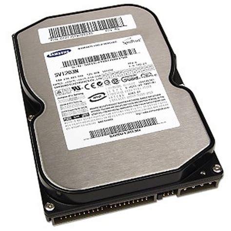Harddisk Samsung samsung spinpoint sv1203n 120gb 3 5 udma 133 2mb 5400rpm