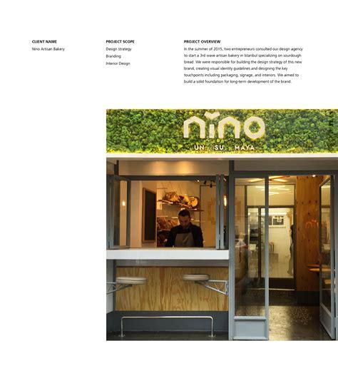 bakery layout strategy nino artisan bakery brand experience design on behance