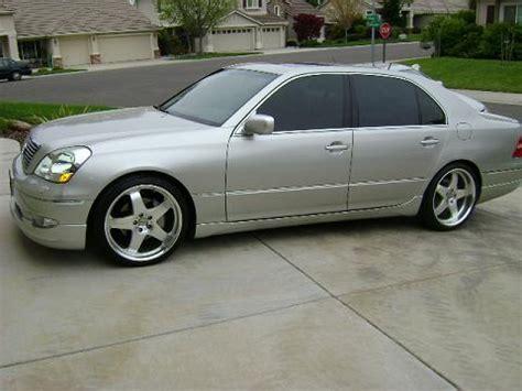ca 2003 lexus ls430 ultra luxury wald vip clublexus