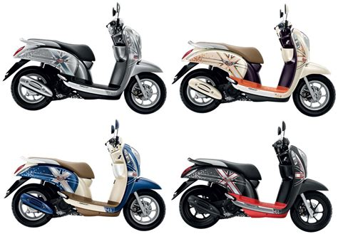 Stiker Striping Scoopy S12 perbedaan scoopy fi dengan scoopy i club 12 thailand mhd