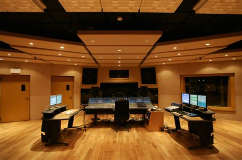 music studio recording studio