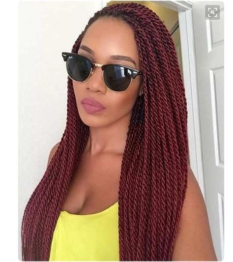 premade synthetic senegalese twist high quality crochet braids hair extensions synthetic