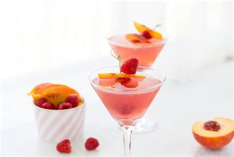 raspberry martini summer raspberry martini recipe blahnik baker