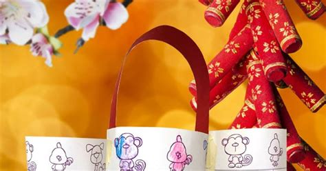 new year lanterns kindergarten new year zodiac coloring lanterns for
