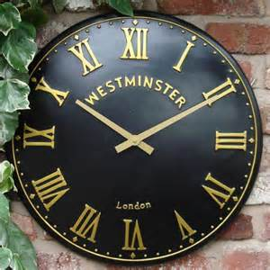 large outdoor clock commercial outdoor clocks large large