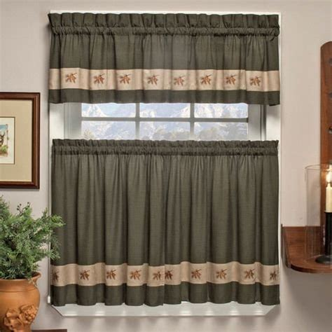 tier curtains for bedroom rustic curtain amazon com