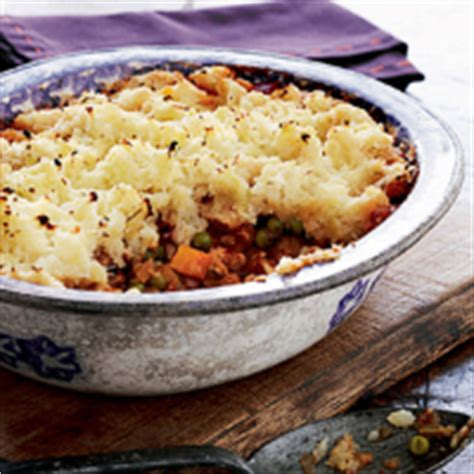 Vegetarian Cottage Pie Recipe by Vegetarian Cottage Pie With Parsnip And Apple Mash
