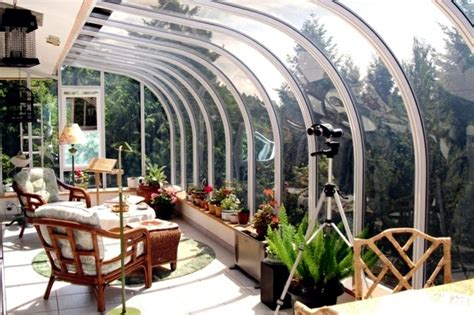 winter garden   house house plants bring nature