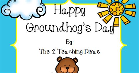 groundhog day vs happy day the 2 teaching divas happy groundhog s day