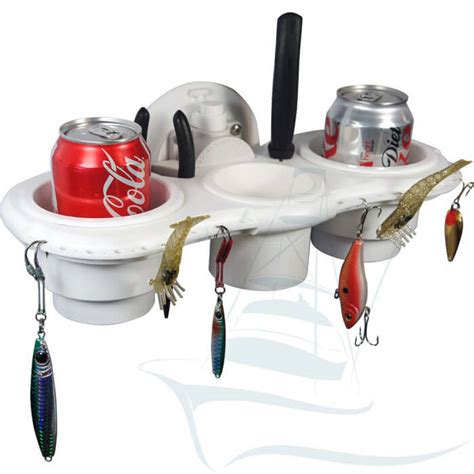 boat cup holder organizer seasucker fisherman s cup holder boat outfitters