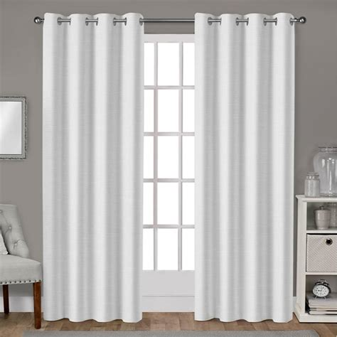 Grommet Top Blackout Curtains Grommet Top Blackout Curtains White Curtain Menzilperde Net
