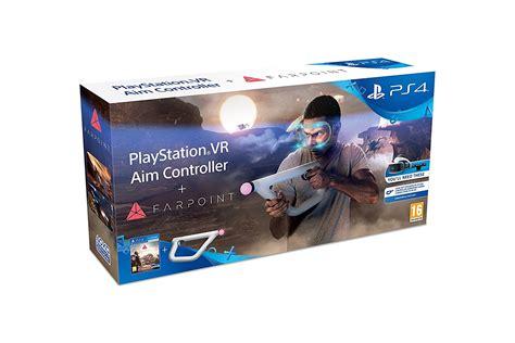 Playstation Vr Aim Controller Far Point Bundle playstation vr farpoint bundle mit aim controller
