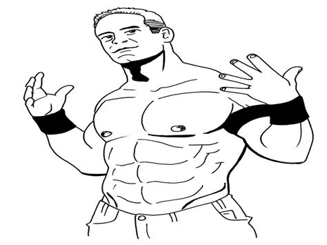 John Cena Coloring Pages Nywestierescue Com Cena Coloring Pages