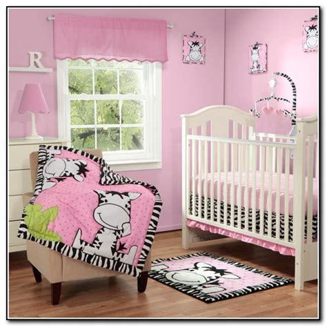 Pink And Zebra Crib Bedding Pink Zebra Crib Bedding Beds Home Design Ideas A5pj1wdq9l11100