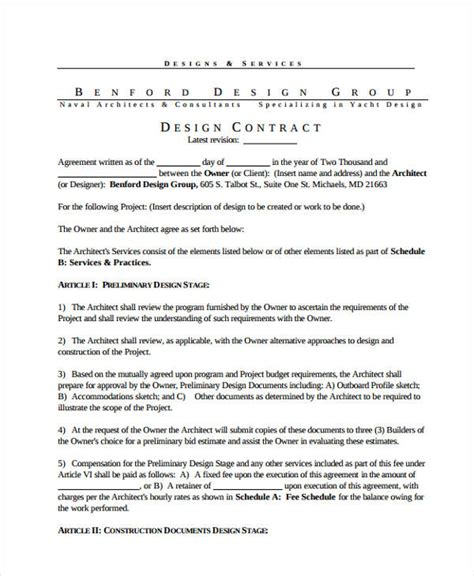 project partnership agreement template 10 project contract templates sle exles free