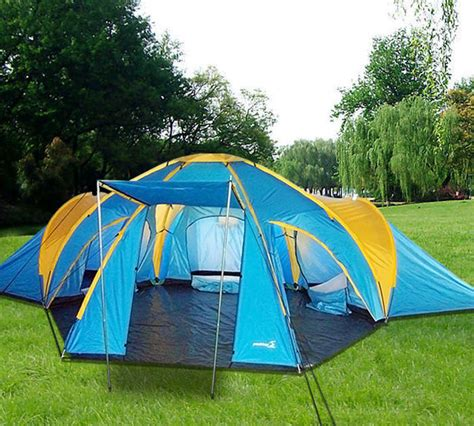 tent with rooms new 3 rooms 8 persons large family cing tent
