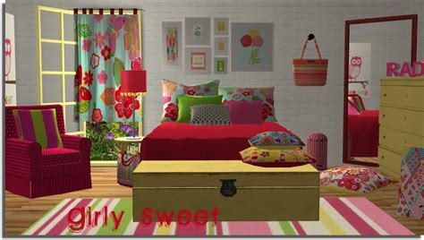 Sims 2 Bedroom by Sims 2 Creations By Tara June 2010