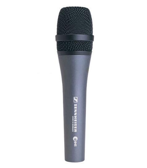Mic Kabel Sennheiser E 845 E845 E 845 Original sennheiser e845 vocal microphone