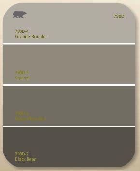 behr paint colors granite graniteboulder paint granite