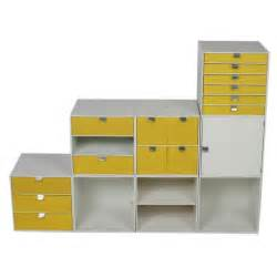 Modular Storage Furnitures India Palaset Modular Storage Cubes At 1stdibs