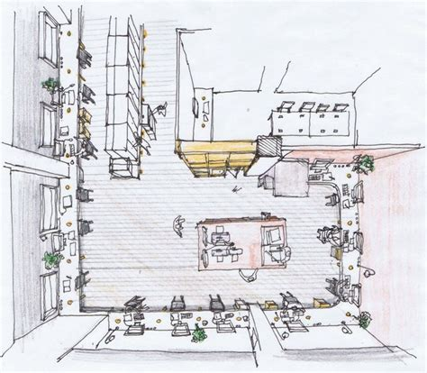 Studio C Sketches by Hue Photography Studio Sketch Schemata Architecture