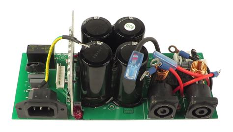 Power Lifier Crown Xli 1500 crown 5019090 power supply pcb for xli 1500 compass