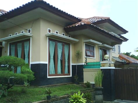 design eksterior rumah 1 lantai membangun rumah mewah 1 lantai dengan 3 petunjuk aspek