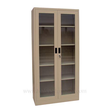 glass door office cupboard luoyang hefeng furniture