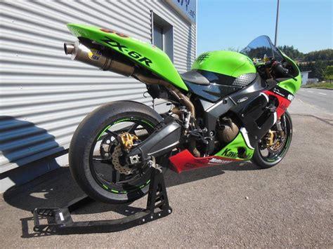 Ninja Motorrad Ps by Umgebautes Motorrad Kawasaki Ninja Zx 6r Von Zweirad